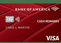 Bank of America® Cash Rewards Secured logo