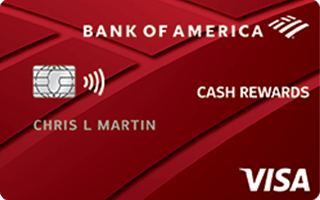 Bank of America® Cash Rewards Secured review