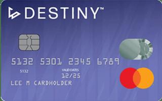 Destiny Mastercard review