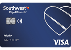 Southwest Rapid Rewards® Priority Credit Card logo