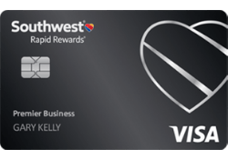 Southwest Rapid Rewards® Premier Business Credit Card logo
