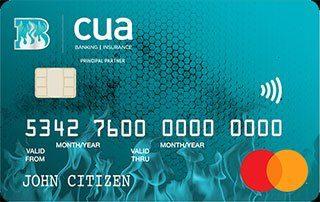 CUA Brisbane Heat supporters' Low Rate Credit Card