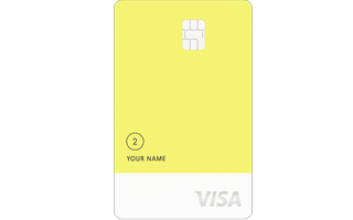 "Build credit with the Petal 2 ""Cash Back, No Fees"" Visa® Credit Card"