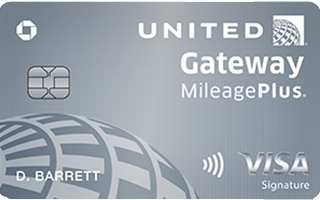 United Gateway℠ Card review