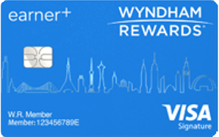 Wyndham Rewards® Earner℠ Plus Card review