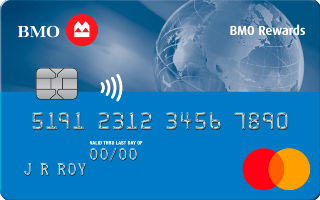 BMO Rewards Mastercard Review