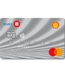Shell CashBack Mastercard from BMO