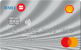 Shell CashBack Mastercard from BMO Review
