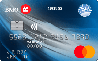 BMO Air Miles No-Fee Business Mastercard Review