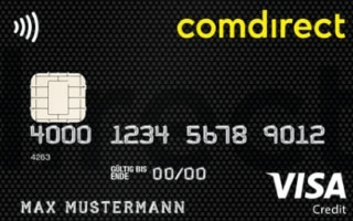 Comdirect Bank Account Review
