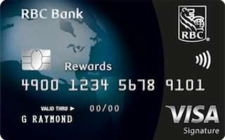 RBC Visa Signature Black U.S.