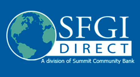 SFGI Direct Savings Account logo