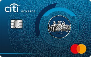 Citi Rewards Card – Velocity Points Offer