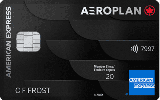 American Express Aeroplan Reserve Card Review