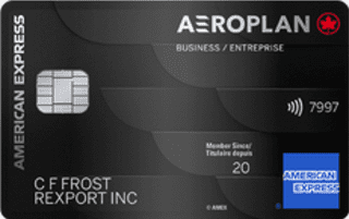 American Express Aeroplan Business Reserve Card review