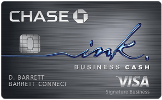 Ink Business Cash℠ Credit Card review
