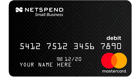 Netspend Small Business Prepaid card review