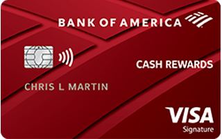 Bank of America® Cash Rewards for Students review