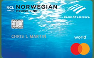 Norwegian Cruise Line® World Mastercard® review