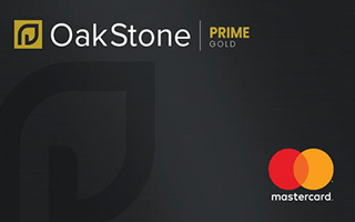 OakStone Gold Secured Mastercard® review