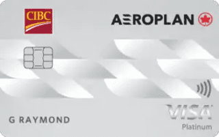 CIBC Aeroplan Visa Card Review