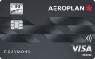 CIBC Aeroplan Visa Infinite Card Review