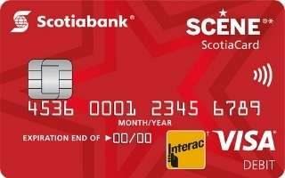Scotiabank Debit Card