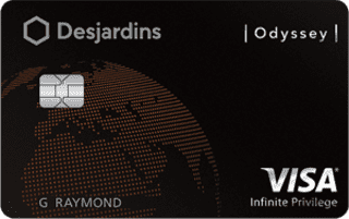 Desjardins Odyssey Visa Infinite Privilege credit card review