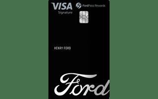FordPass™ Rewards Visa® Review