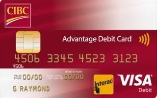 CIBC Debit Card