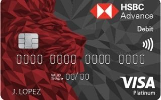 HSBC Advance Debit Card Review