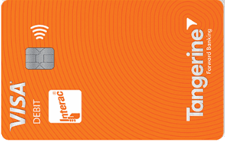 Tangerine Visa Debit Card Review