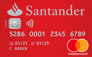 Santander Everyday Credit Card review 2021