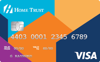 Home Trust Secured Visa Review