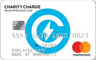 Charity Charge Nonprofit Business Mastercard®