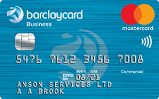 Barclaycard Business Select Cashback Credit Card image