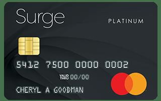 Surge Mastercard® Credit Card review