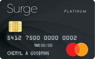 Surge Secured Mastercard® review