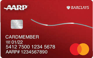 AARP Essential Rewards Mastercard from Barclays review