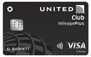 United Club℠ Infinite Card review