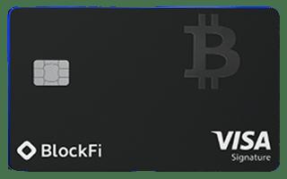 BlockFi Bitcoin Rewards Credit Card