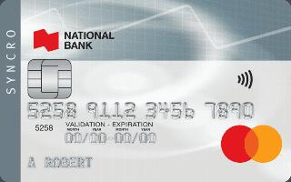 National Bank Syncro Mastercard