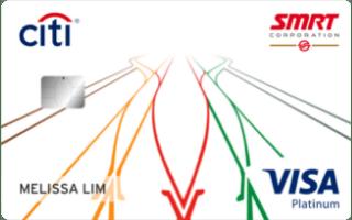 Citibank SMRT Card