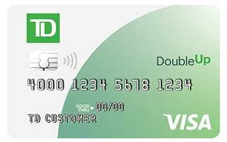 TD Double Up℠ Credit Card