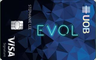 UOB EVOL Card