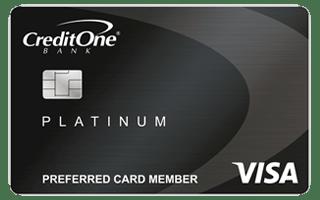 Credit One Bank® Platinum Visa®