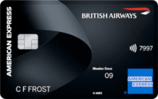British Airways American Express Premium Plus