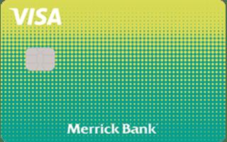 Merrick Bank Double Your Line® Secured Visa® Credit Card