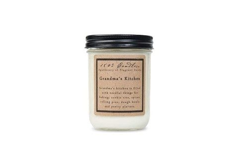 1803 Candles Scented Soy Jar Candle