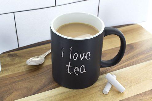 Chalkboard - Novelty Coffee Mug